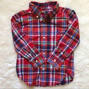 Polo By Ralph Lauren Toddler Dress Shirt Size 2T